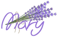 Mary-lavender